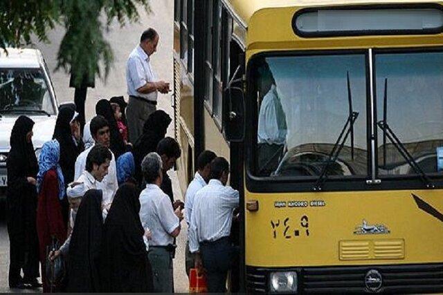 تمدید سرویس دهی ناوگان اتوبوسرانی مشهد تا 9 شب