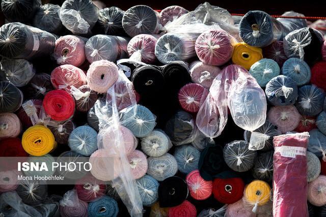 کشف پارچه های قاچاق بیش از 8 میلیاردی در یاسوج