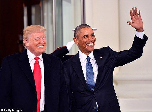 رقابت پایاپای ترامپ و اوباما برای عنوان تحسین برانگیزترین مرد سال 2019