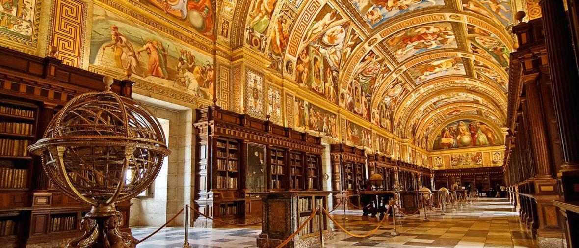 زیباترین کتابخانه های دنیا (قسمت اول)