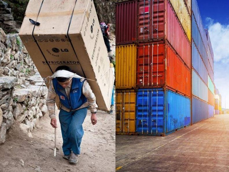 تغییر پارادایم مرزنشینان از اقتصاد کولبری تا اقتصاد جهانی