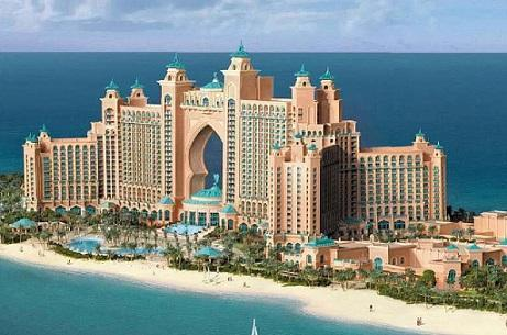 طبقه بندی هتل های دبی