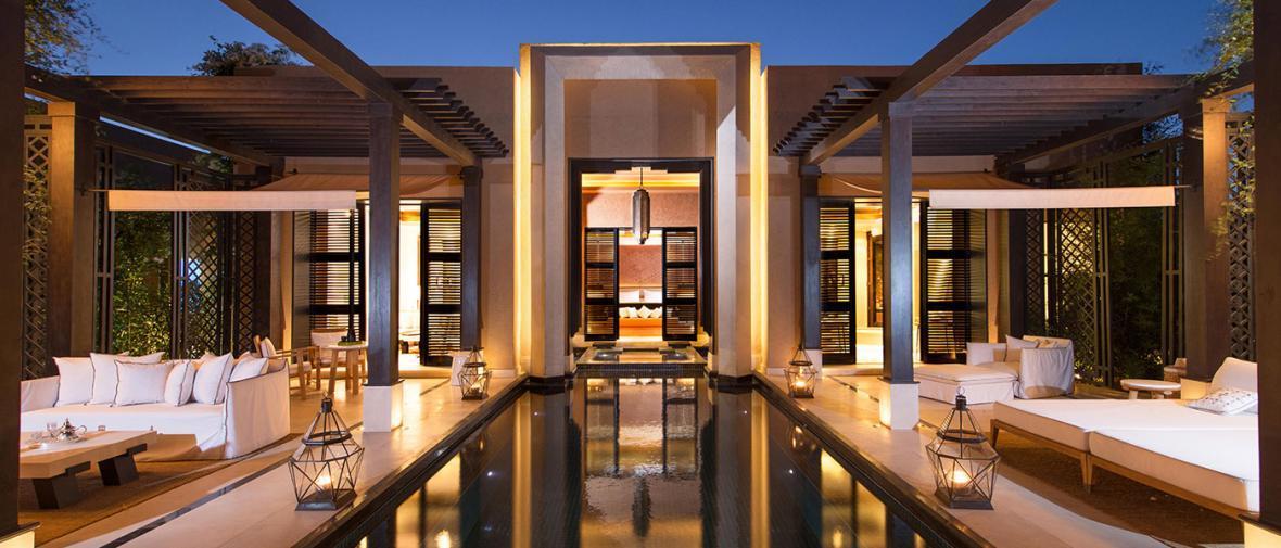 3 هتل لوکس در مراکش