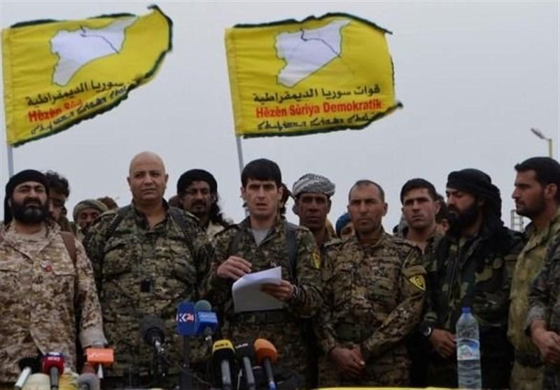 درخواست کمک کرد ها از ارتش سوریه ، حضورتان را در خطوط تماس با ترکیه تقویت کنید