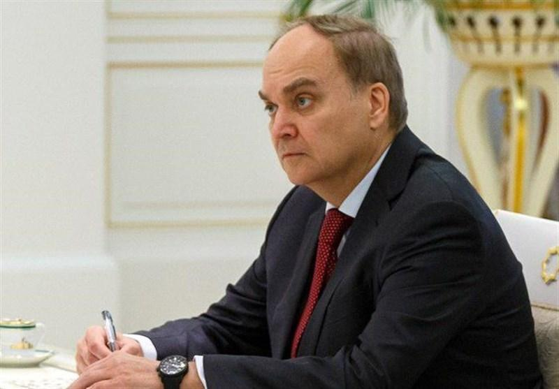 رایزنی سفیر روسیه و وزیر خزانه داری آمریکا درباره روابط دوجانبه