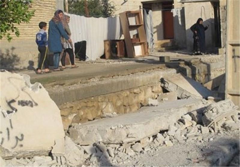شروع بازسازی 200 واحد مسکونی تخریب شده در زلزله دشتستان