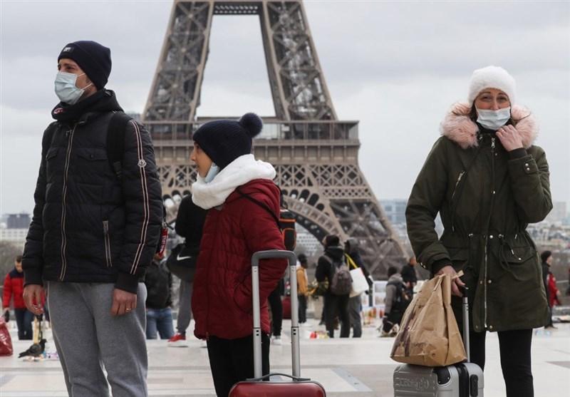 تعداد قربانیان ویروس کرونا در فرانسه به 450 نفر رسید