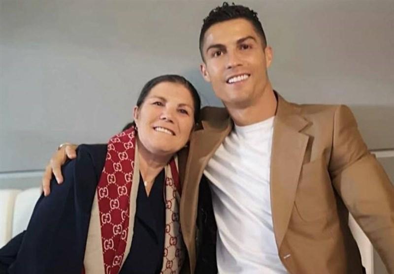 مادر رونالدو به طور کامل بهبود یافت