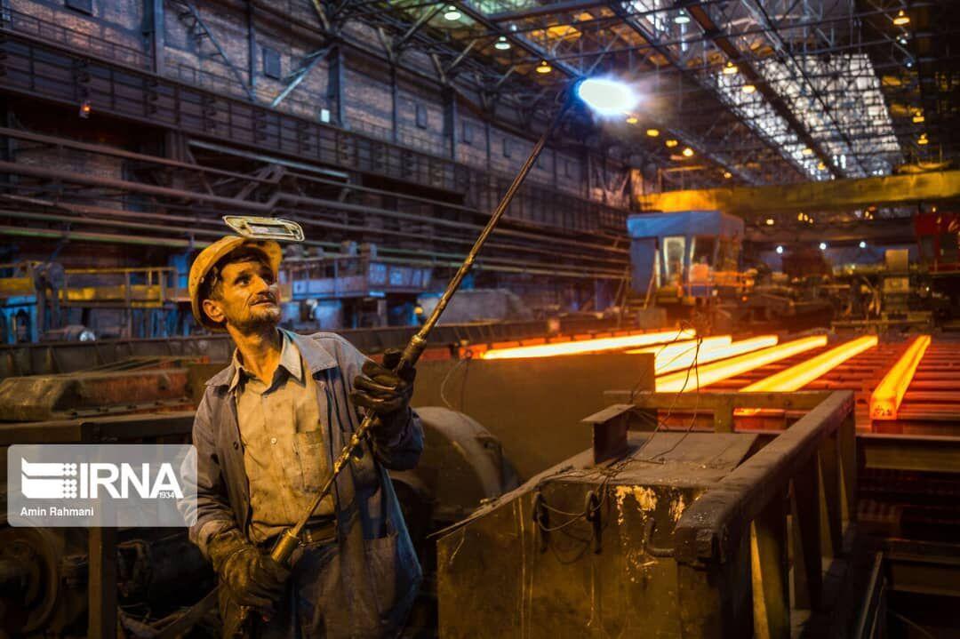 خبرنگاران فولاد کاوه جنوب کیش در روزهای ابتدایی سال جهش تولید رکورد زد