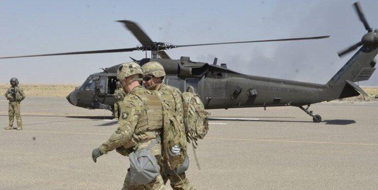 فرود هواپیمای نظامیان آمریکایی در عین الأسد؛ تخلیه کی وان کرکوک