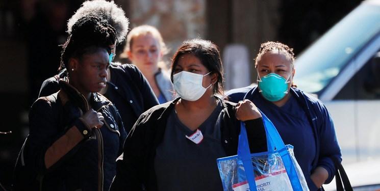 آمریکا رکورددار جان باختگان در اثر کرونا شد