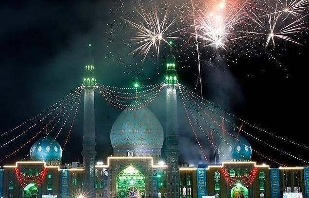مسجد جمکران 1068 ساله شد