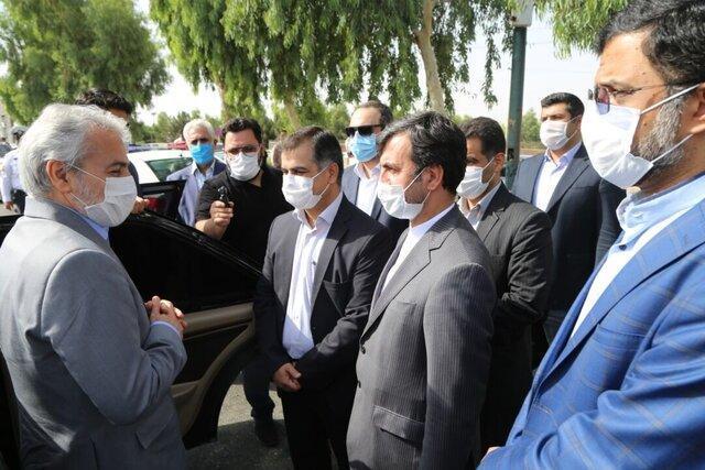 امضای تفاهم نامه های ویژه مسکن محرومین در قم با حضور دکتر نوبخت