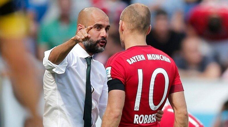 بهترین مربی دنیا از نظر آرین روبن