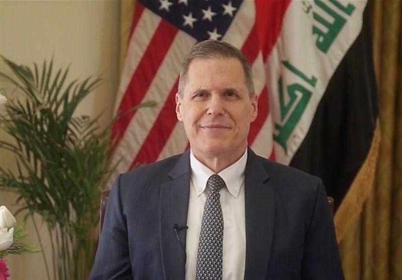 محورهای مذاکره واشنگتن و بغداد از زبان سفیر آمریکا