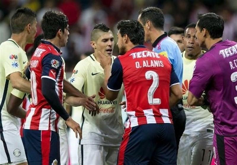 لیگ مکزیک تعطیل اعلام شد