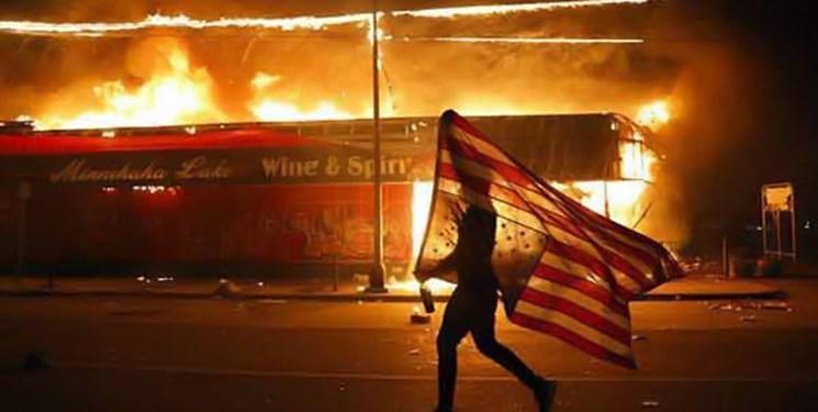 کشته شدن افسر پلیس در تظاهرات، تروریسم داخلی بود