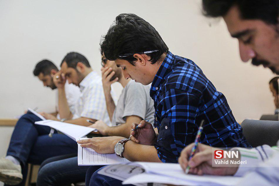 امتحانات دانشگاه علوم پزشکی همدان به صورت مجازی برگزار می گردد