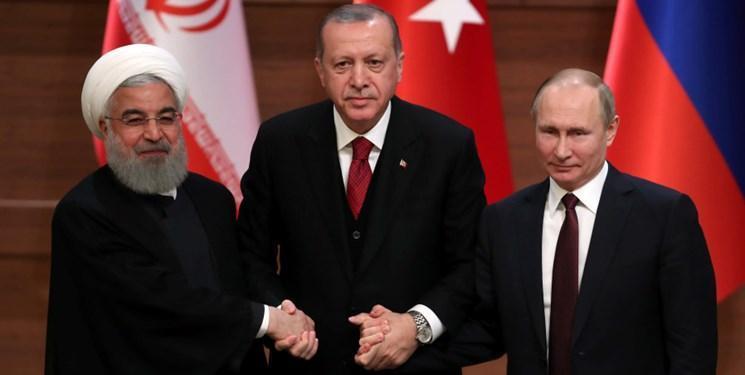 ایران، روسیه و ترکیه در خصوص سوریه ویدئوکنفرانس برگزار می نمایند