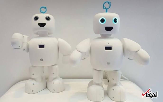 ربات زیبایی که به دوست صمیمی شما تبدیل می گردد