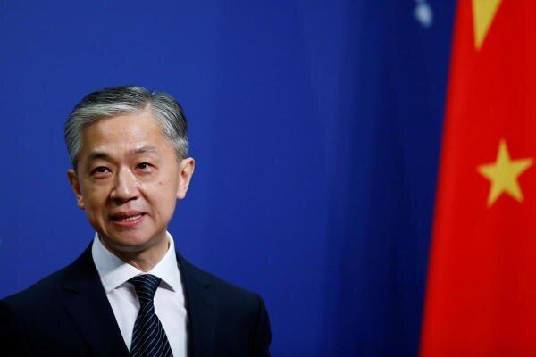 چین پاسخ پمپئو را داد