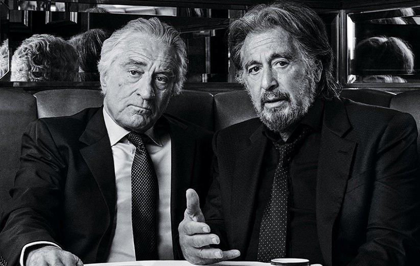 آدام درایور، لیدی گاگا، رابرت دنیرو و آل پاچینو در فیلم گوچی ریدلی اسکات