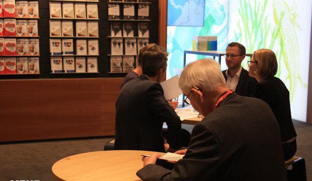 نمایشگاه کتاب فرانکفورت غیرحضوری برگزار می گردد