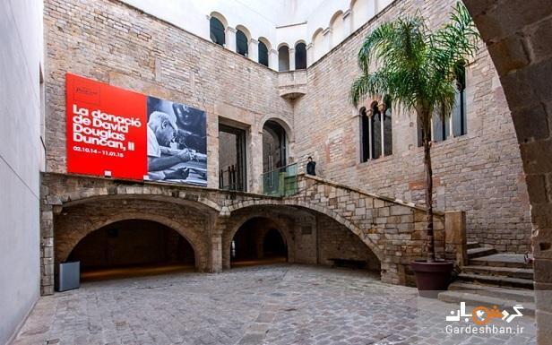 موزه پیکاسو از دیدنی های جذاب بارسلونا، عکس
