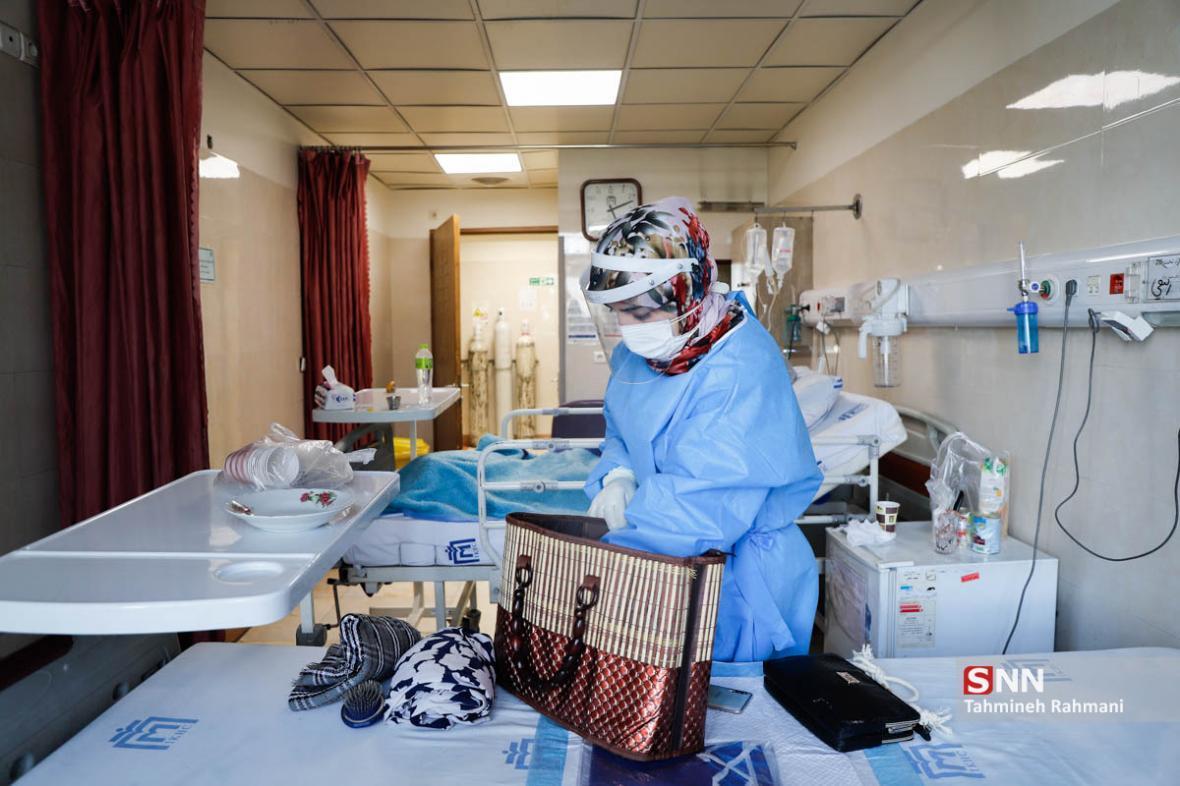 آماده سازی همیاران سلامت از طرف دانشجویان جهادگر دانشکده پرستاری ملایر