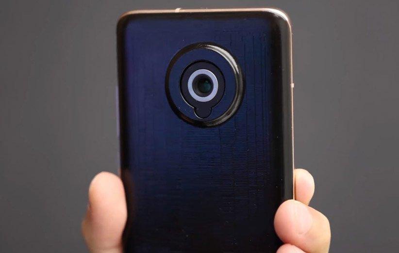 شیائومی از یک لنز تلسکوپی برای گوشی های هوشمند رونمایی کرد