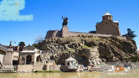 یادبود شاه وختانگ Vakhtang در تفلیس