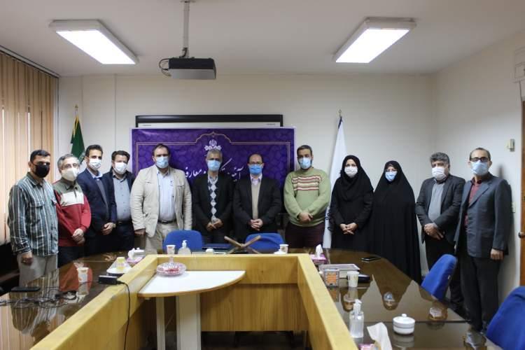 اولین جلسه شورای مدیران در دوره مدیریت جدید سروش برگزار گردید