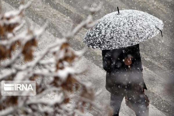 خبرنگاران دمای کمینه در آذربایجانغربی کاهش مییابد