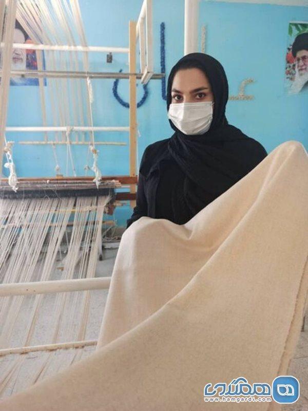 عبای بوشهر به عنوان صنایع دستی برتر انتخاب شد