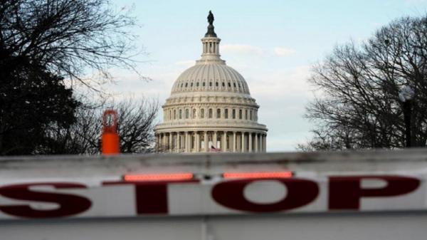تعطیلی دولت آمریکا محتمل تر شد