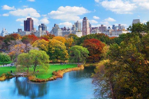 مقاله: سنترال پارک (Central Park) نیویورک، آمریکا