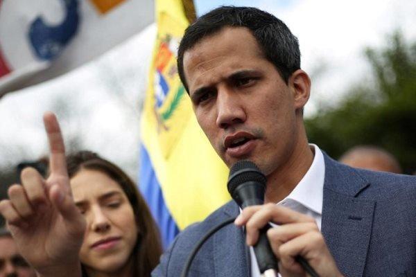 نماینده اپوزیسیون ونزوئلا به مراسم تحلیف بایدن دعوت شد