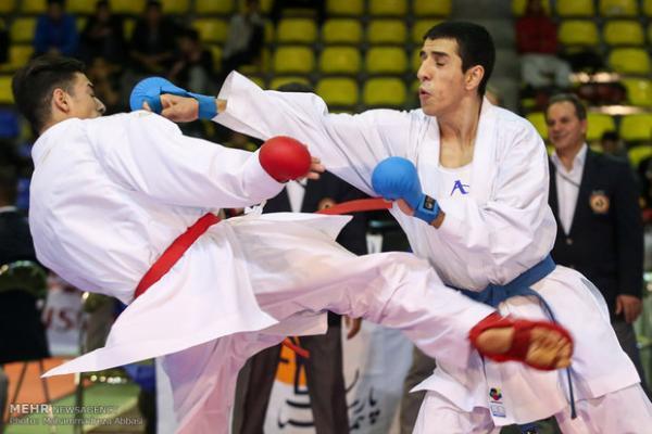 خاتمه جام ایران زمین با قهرمانی کاراته کاهای ایران