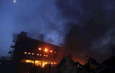 انفجار کارخانه ای در هند با 4 کشته و مصدوم