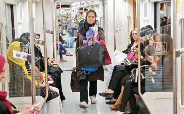 تنها 10 درصد دستفروشان مترو حاضرند ساماندهی شوند
