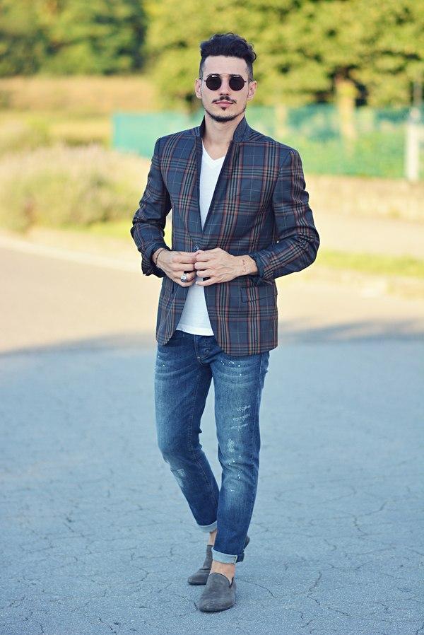 جذاب ترین مدل های کت تک مردانه