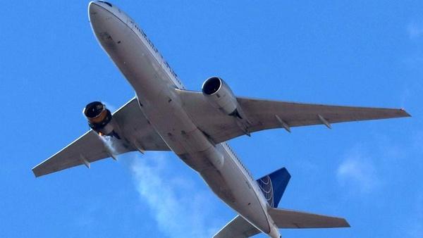 سانحه برای هواپیمای مسافربری در آمریکا