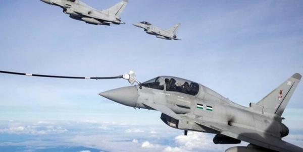 امضای توافقنامه همکاری میان نیرو های هوایی قطر و انگلیس خبرنگاران