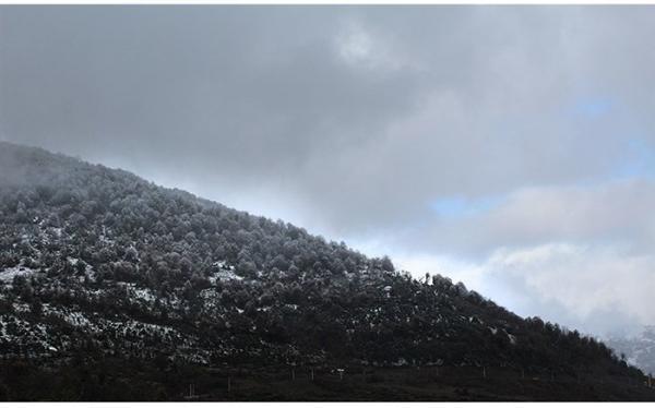 کاهش 8 تا 12 درجه ای دما در بیشتر مناطق کشور