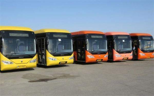 اعتبار 450 میلیارد تومانی برای خرید اتوبوس های جدید در تهران