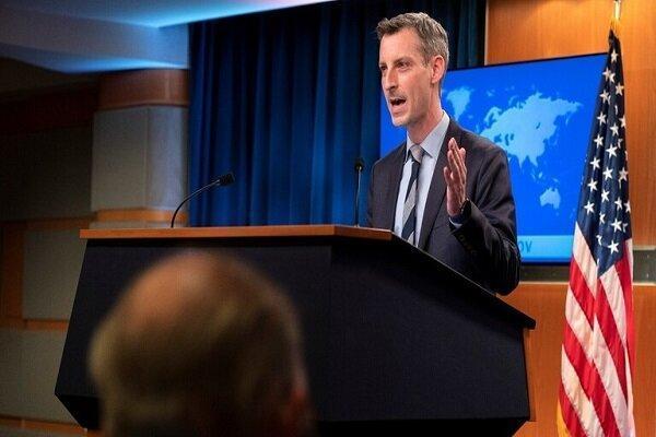 واشنگتن آماده تبادل نظر با ایران پیرامون لغو تحریم ها است!