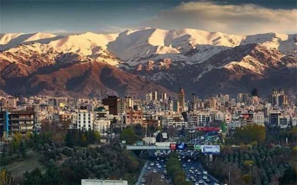 یک آپارتمان 120 متری در تهران چند؟