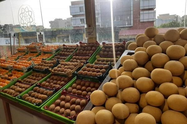 تازه ترین قیمت میوه های پرمصرف میادین میوه و تره بار