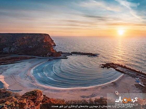 سواحل وارنا ؛ بهشت شیفتگان دریا