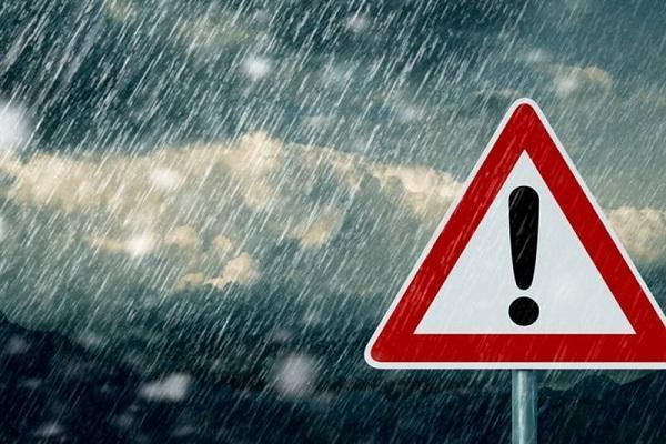 باران و وزش باد شدید در 16 استان تا آخر هفته، سامانه بارشی جدید در راه است